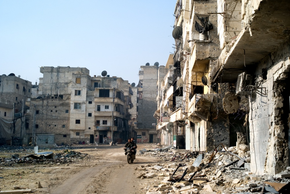 Art and Documentary Photography - Loading Syria10.jpg