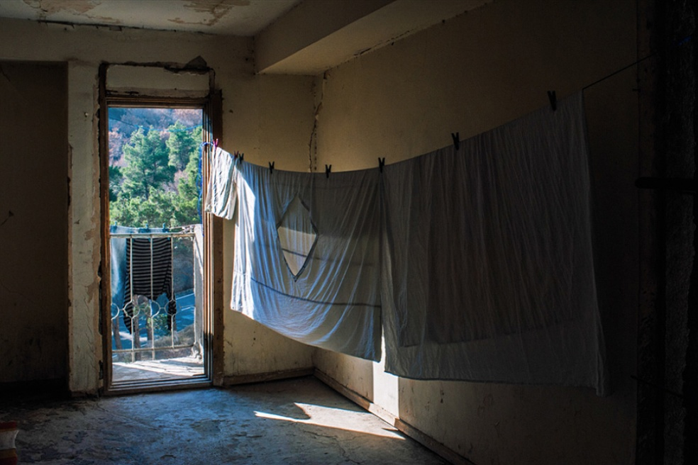 Art and Documentary Photography - Loading 24.Some.hallways.are.the.shelter.for.the.laundry..jpg