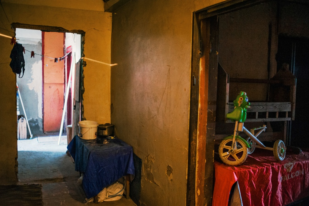Art and Documentary Photography - Loading 28.Some.hallways.are.the.shelter.for.kids.toys.they.dont.play.jpg