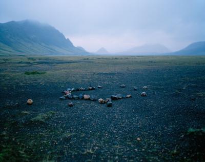 Sleeping Circle, Iceland, 2013