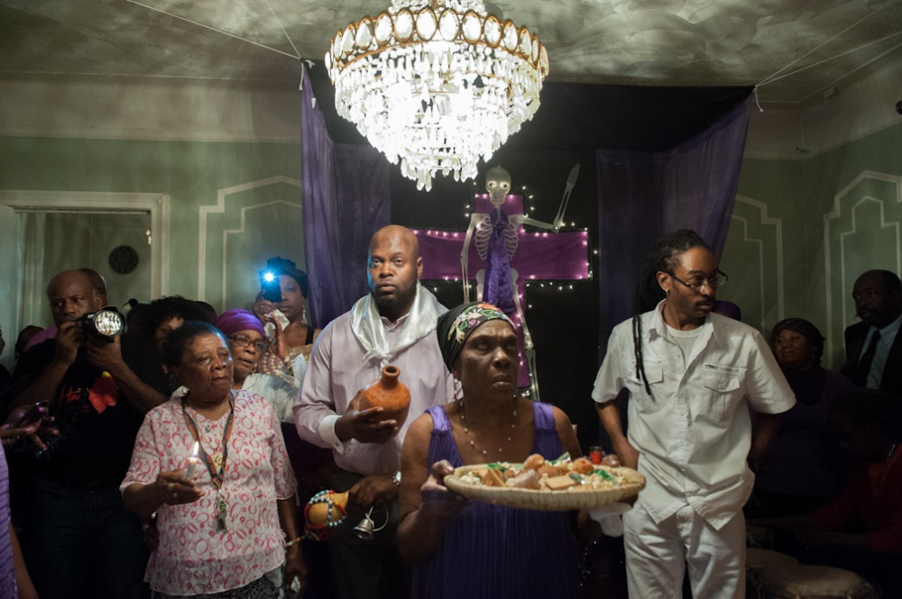 Vodou Brooklyn: Gede by Stephanie Keith