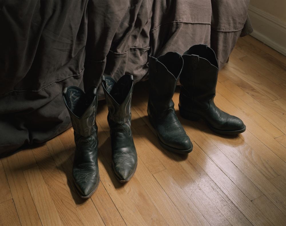 Art and Documentary Photography - Loading Boots.jpg