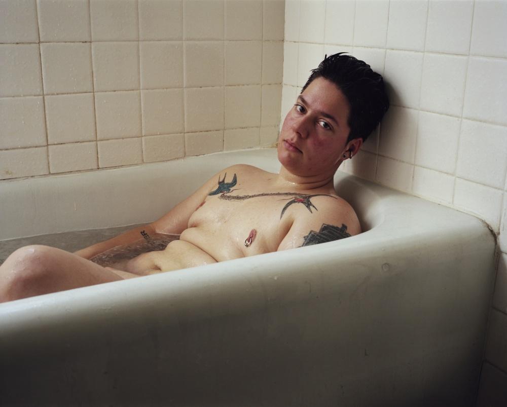 Art and Documentary Photography - Loading Self-portrait (bath).jpg