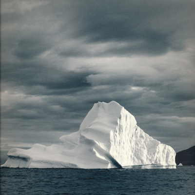 Greenland, vanishing ice
