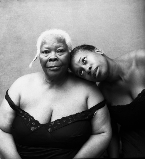 Art and Documentary Photography - Loading portrait of mother and daughter.jpg