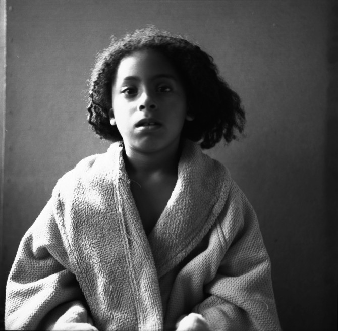 Art and Documentary Photography - Loading studio portrait of girl.jpg