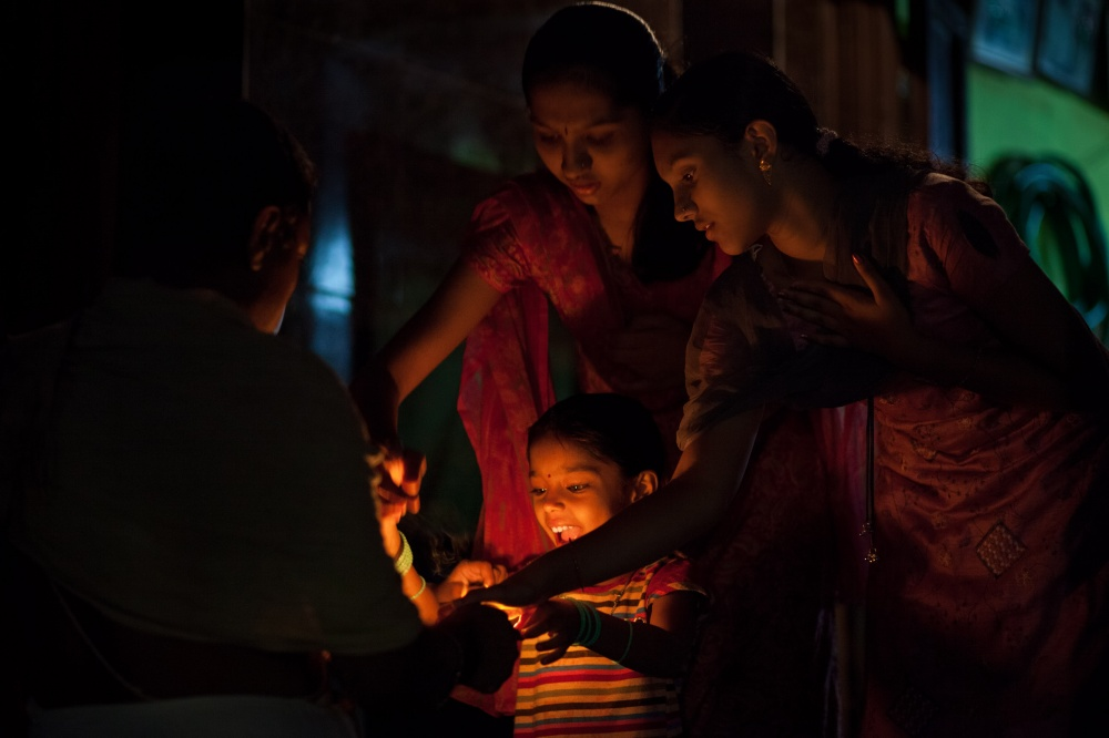Art and Documentary Photography - Loading Family Puja.jpg