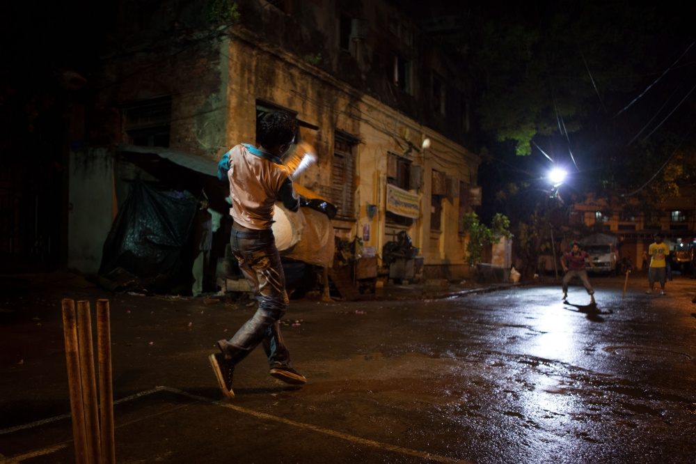 Art and Documentary Photography - Loading Night Cricket in the Streets.jpg