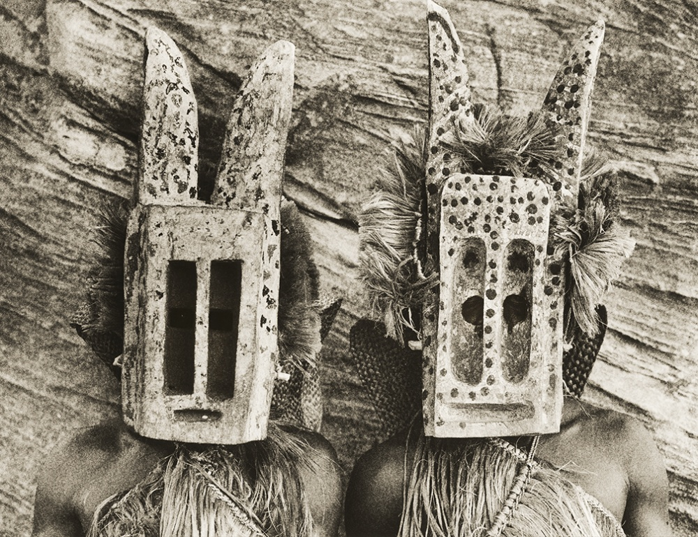 Art and Documentary Photography - Loading Cheryl Koralik_Masques Lapin_Dogon.jpg