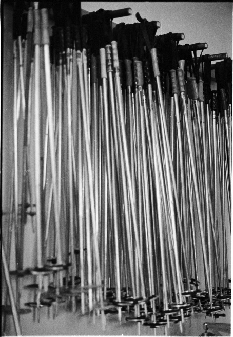 Art and Documentary Photography - Loading 44-ski poles-2.jpg