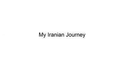 My Iranian Journey