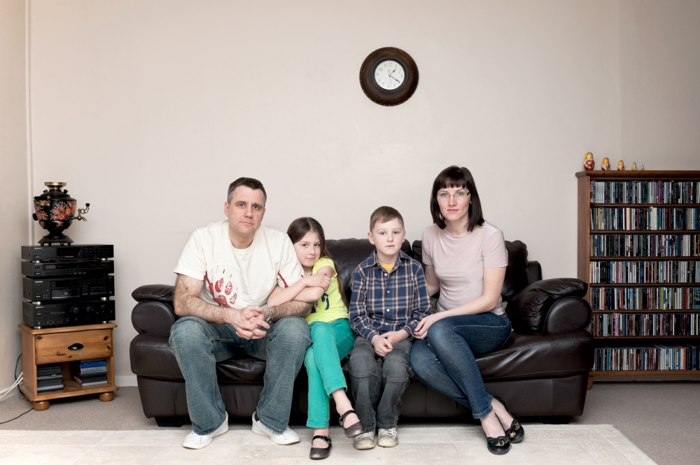 Art and Documentary Photography - Loading Polish_Russian_Family.jpg