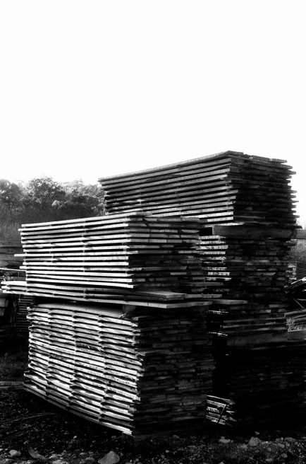 Drying Lumber - 1