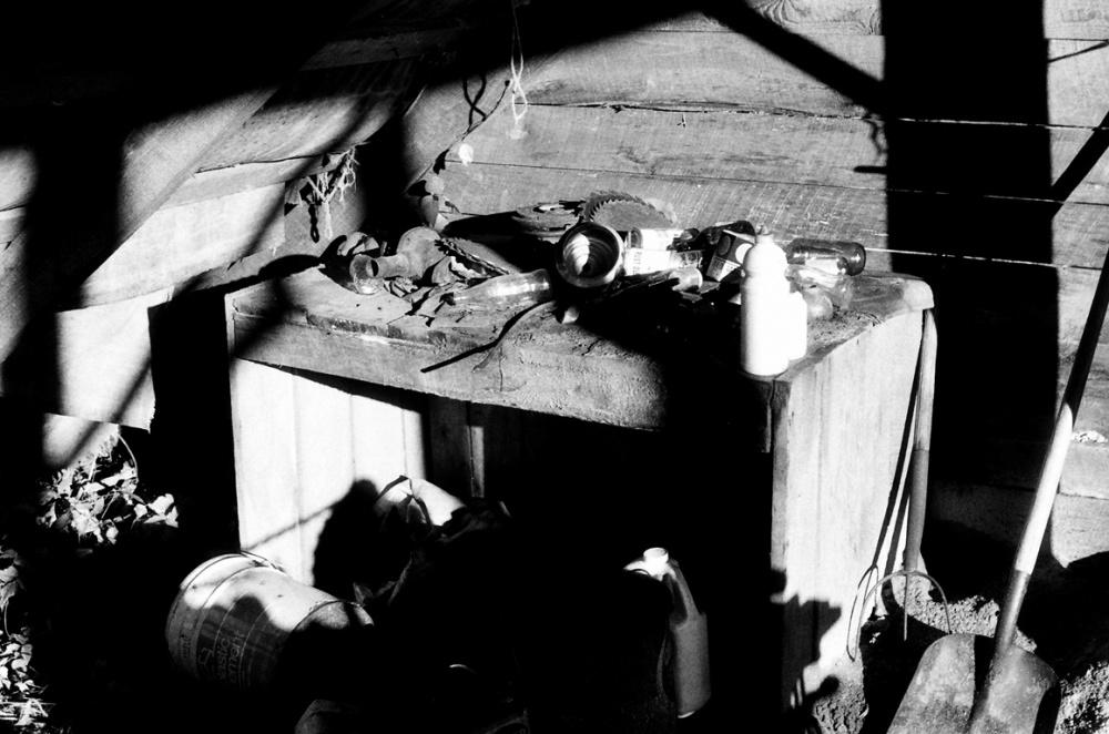 Sawmill Clutter - 5