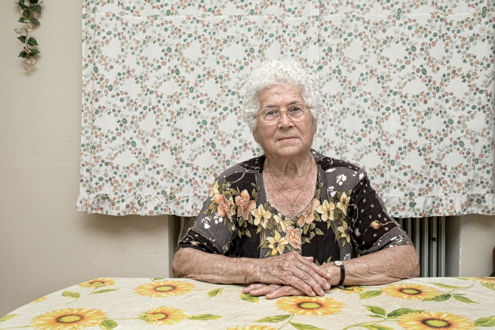 Art and Documentary Photography - Loading Grandmother.jpg