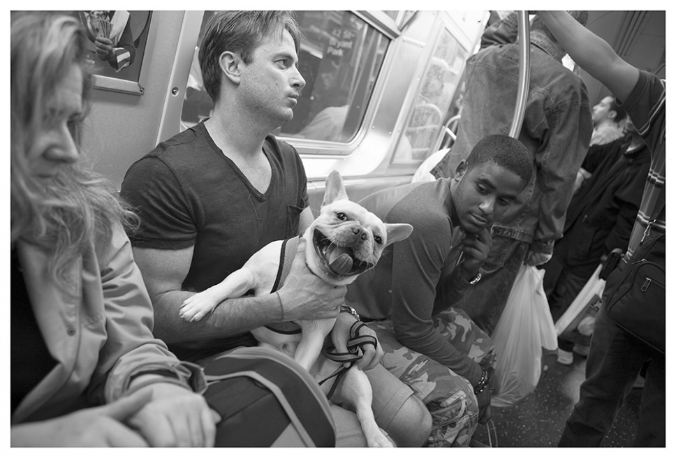 Art and Documentary Photography - Loading matzner_subway smile print.jpg
