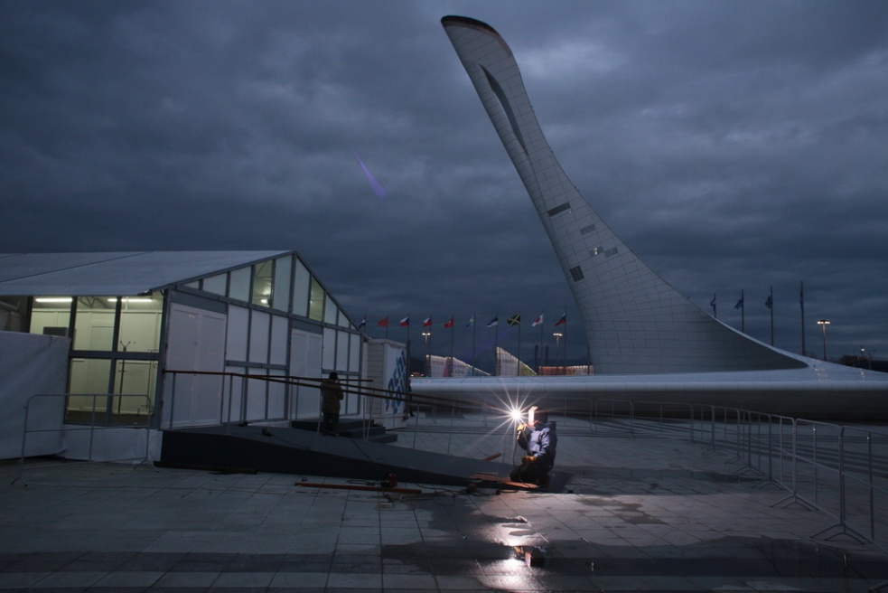 Art and Documentary Photography - Loading 1_sochi_olympics.JPG