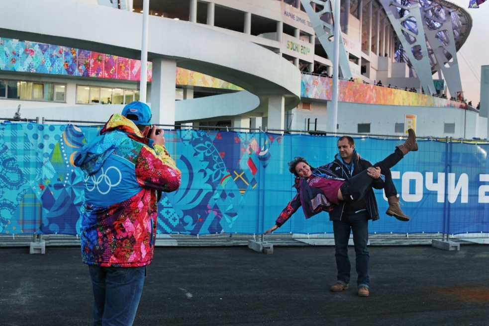 Art and Documentary Photography - Loading 7_sochi_olympics.JPG