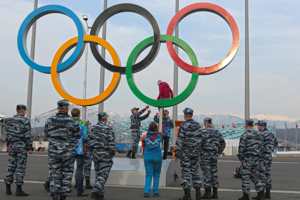Art and Documentary Photography - Loading 11_sochi_olympics.JPG