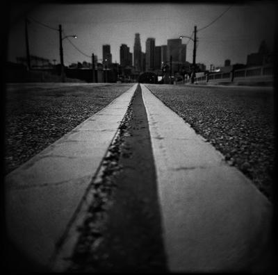 SUNSHINE & NOIR: Los Angeles