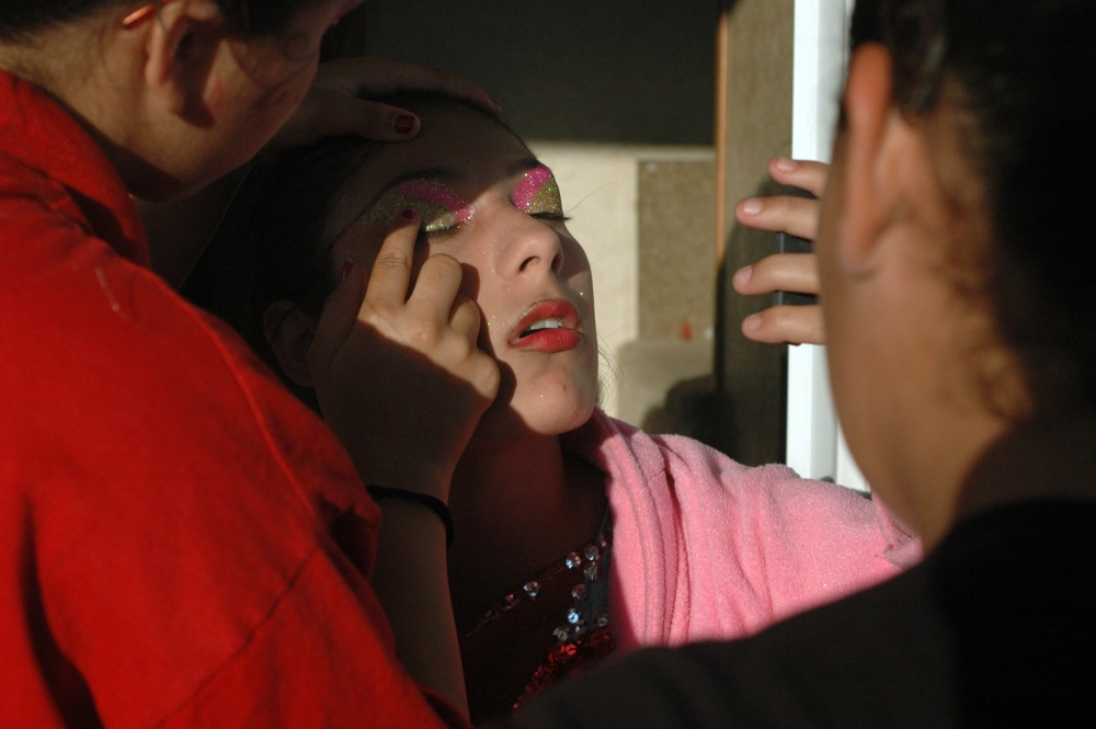 Art and Documentary Photography - Loading Zefta makeup girls.jpg