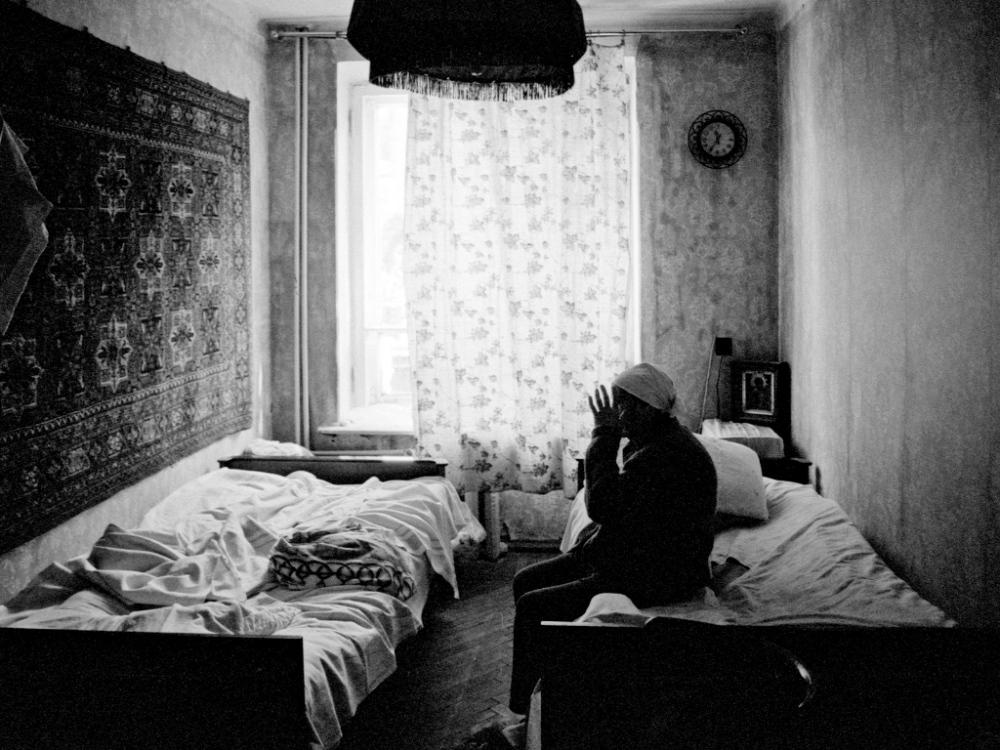 Art and Documentary Photography - Loading 09:Azerbaijan:Mark.Rafaelov:smell.of.Inessa.in.her.bedroom.jpg