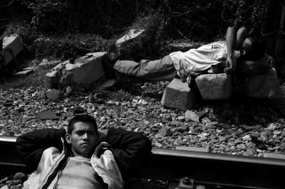 Life on the Tracks: Central American Migration in Mexico