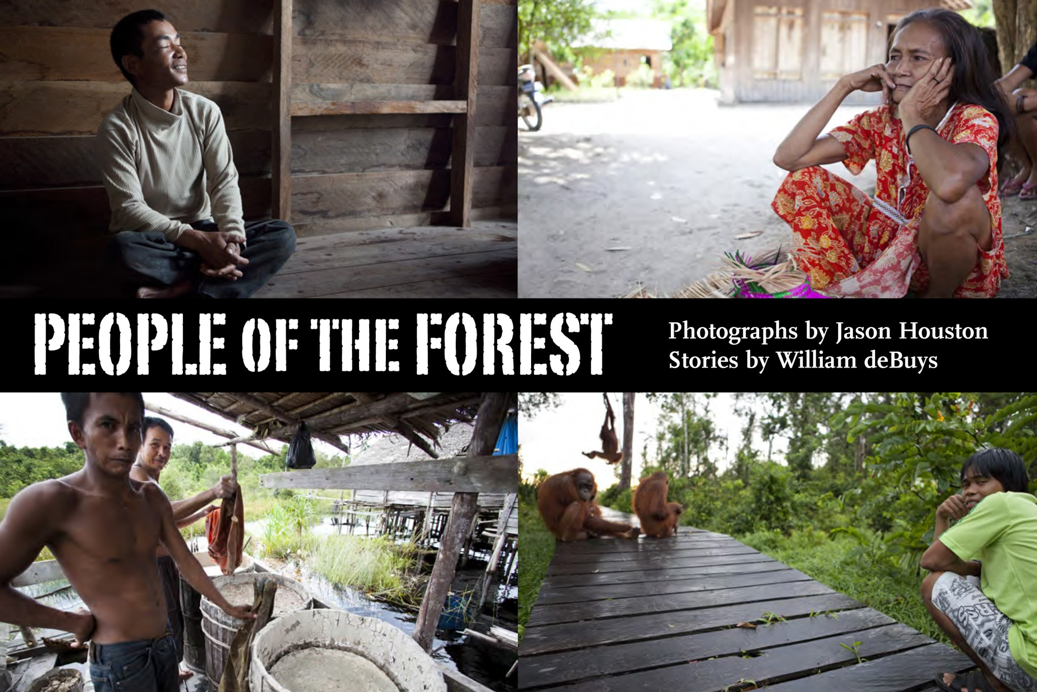 Art and Documentary Photography - Loading JHOUS 01 People of the Forest.jpg