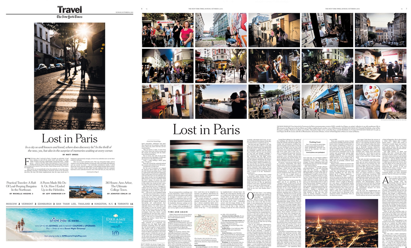 The New York Times Travel