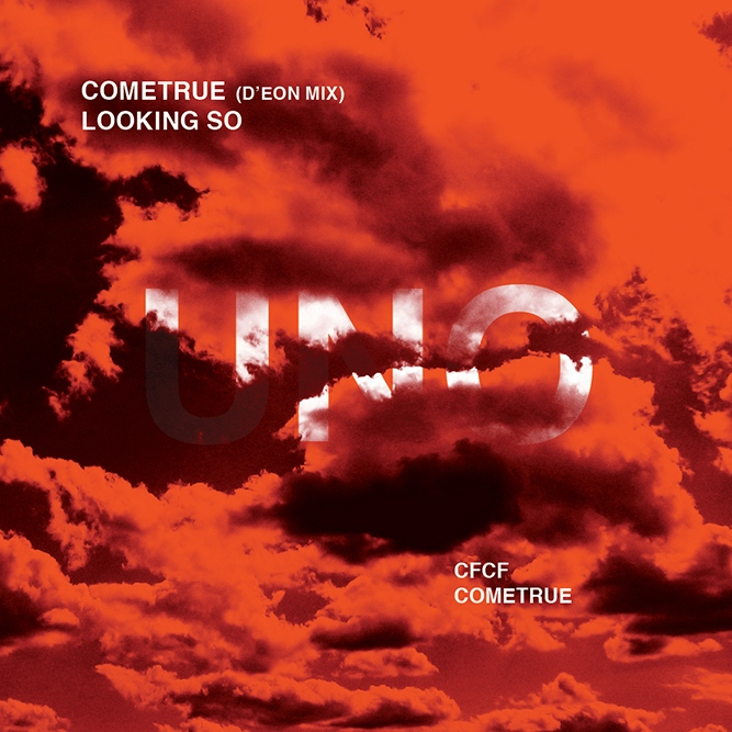 CFCF, Come True Digital Album Art