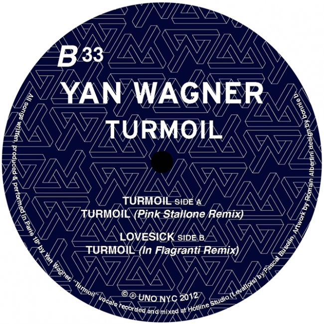 Yan Wagner, Turmoil B Side Record Center