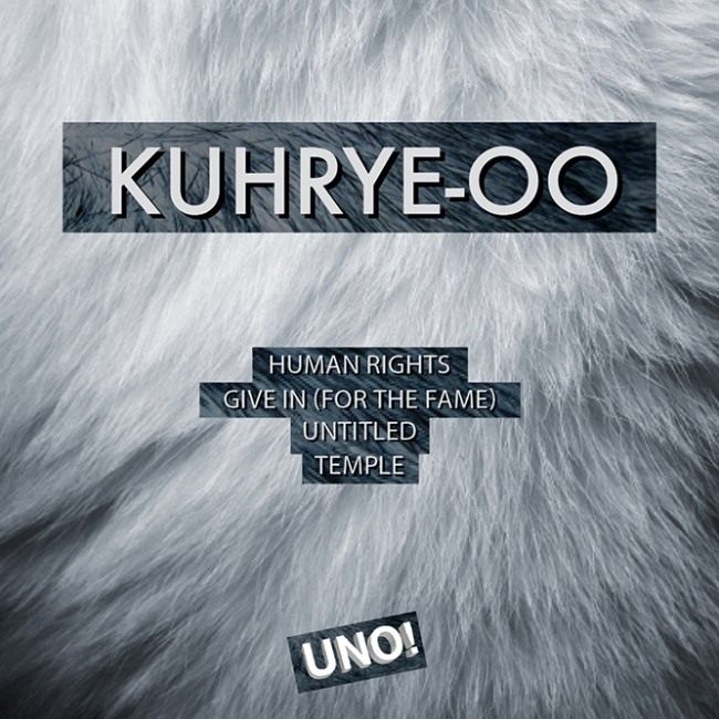 Kuhrye-oo Digital Album Art