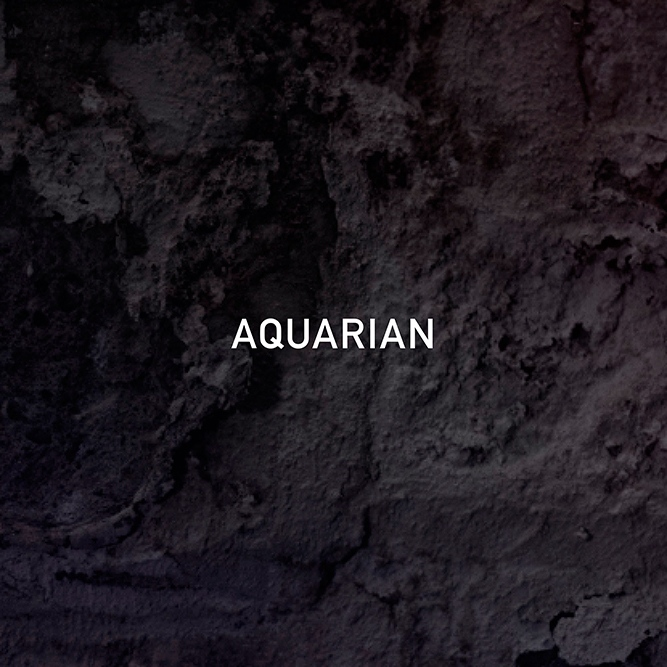 Aquarian, Obsidian Digital Album Art