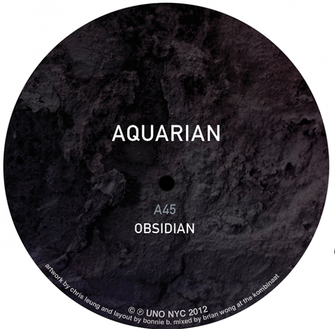 Aquarian, Obsidian A Side Record Center