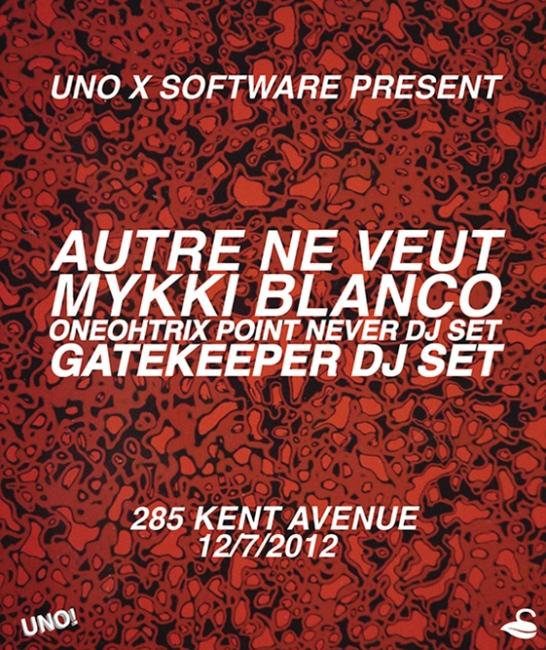 UNO x Software presents.. 2013