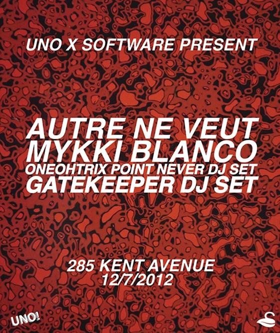 UNO x Software presents.. 2013