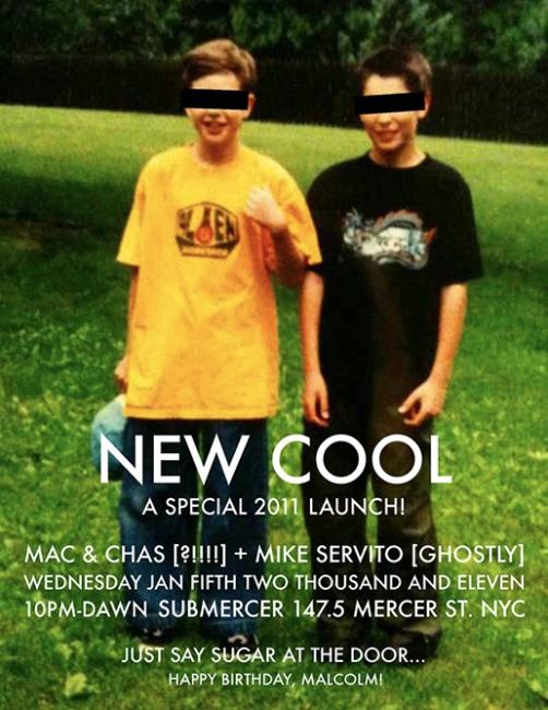New Cool 2013