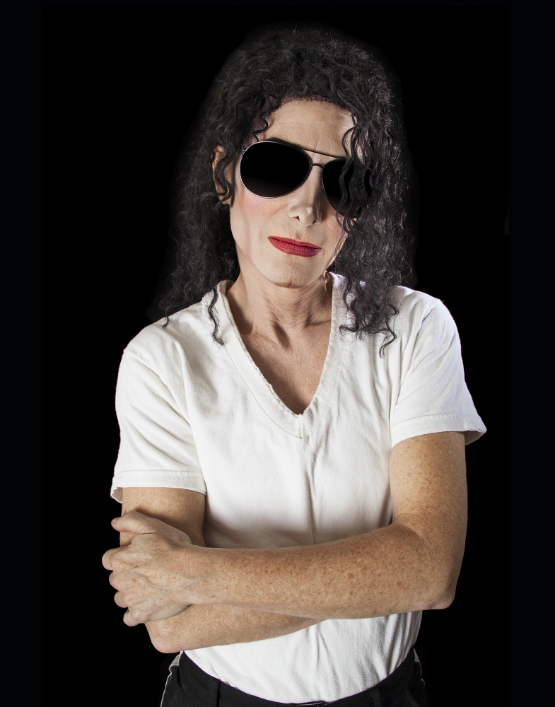 Dev as MJ, San Diego / 2009