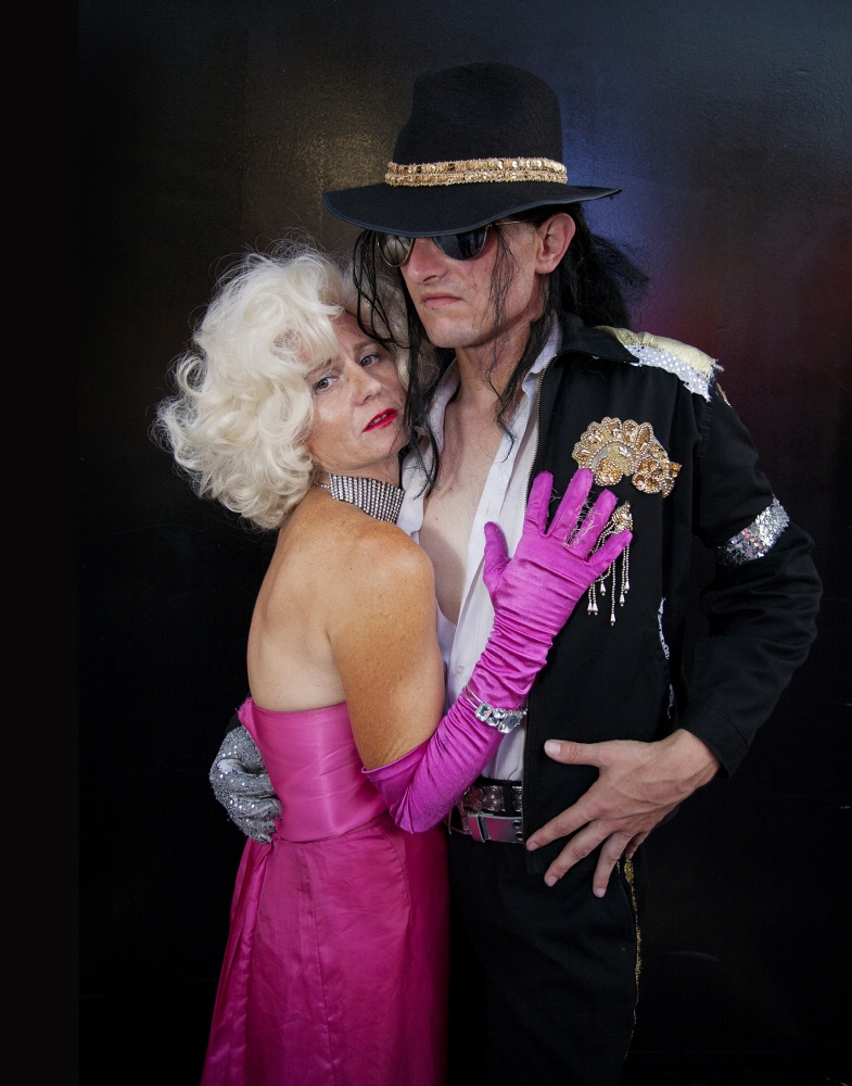 Kevin and Melissa Weiss, Impersonators, Hollywood / 2009