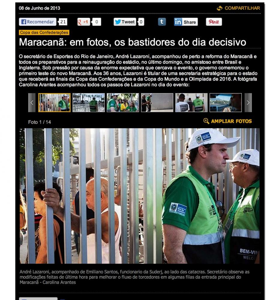 Veja Magazine Online