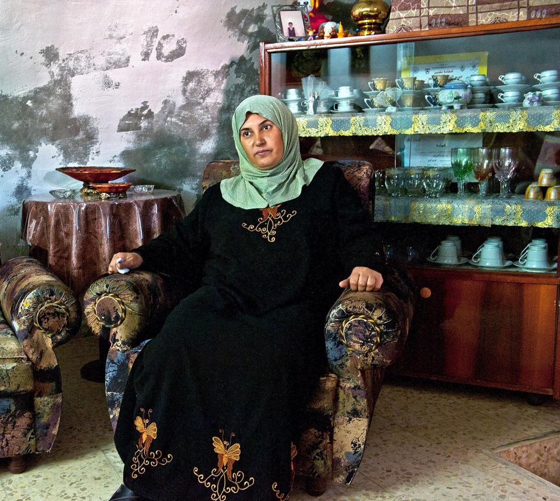 Woman of Nablus