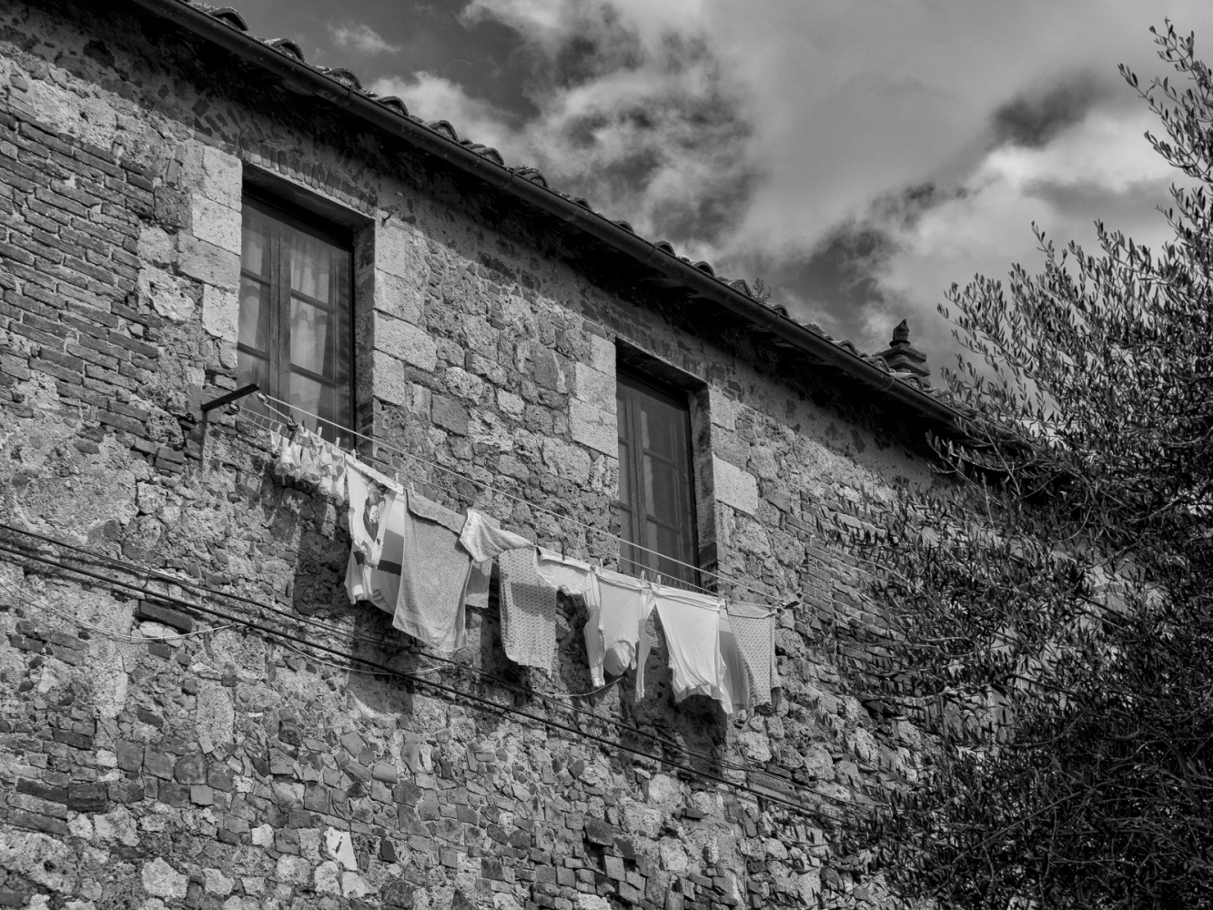 Art and Documentary Photography - Loading Laundry.jpg