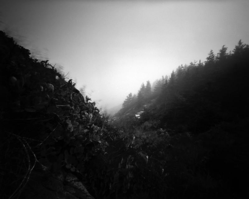 Art and Documentary Photography - Loading Monhegan Pinhole #3.jpg