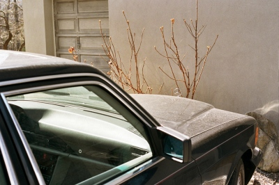 Malcolm's old car, Beacon, NY