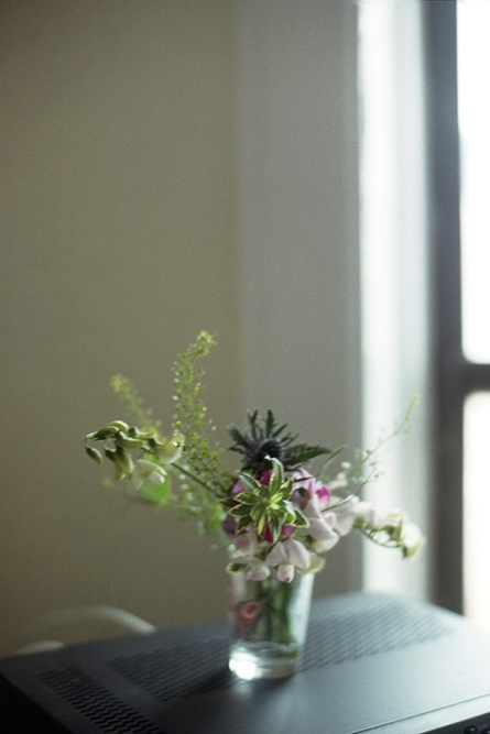 Birthday flowers,Brooklyn, NY