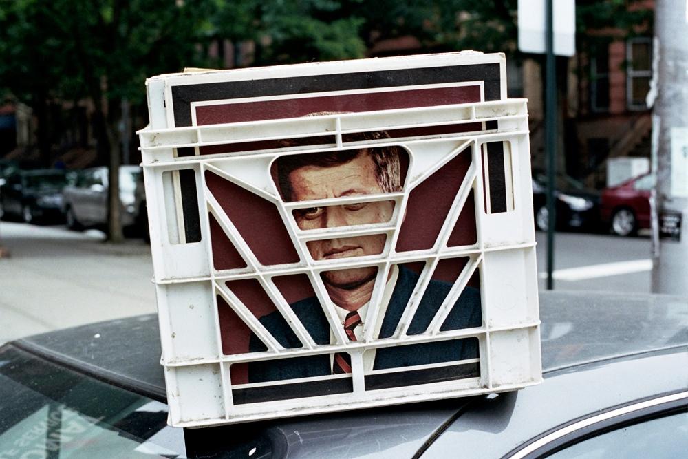 JFK records,Brooklyn, NY