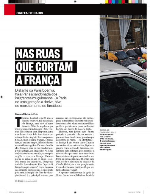 Epoca Magazine