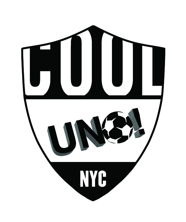 UNO NYC Records and COOL Management Soccer patch