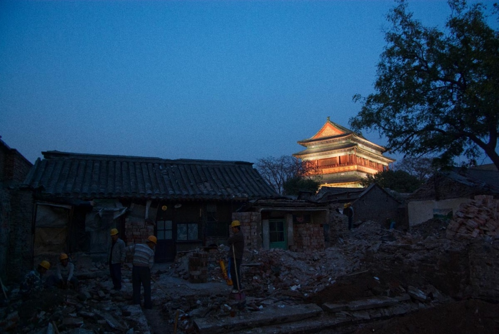 Photography image - Loading drum_tower_beijing_china.jpg