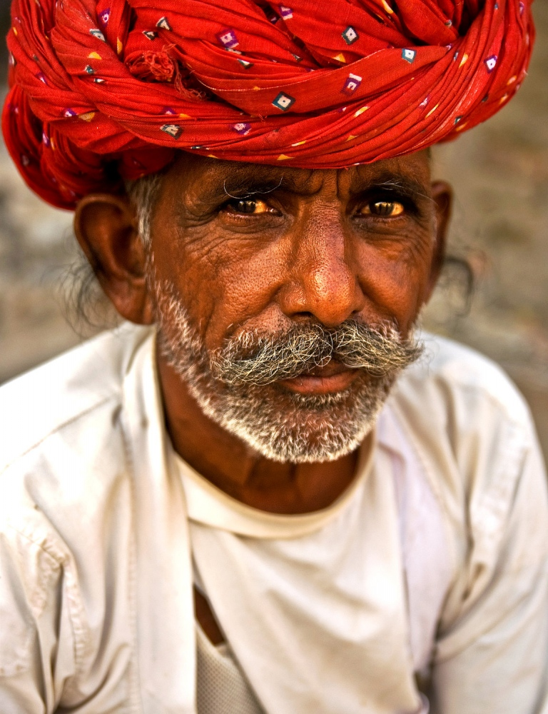 Man of the Red Turban